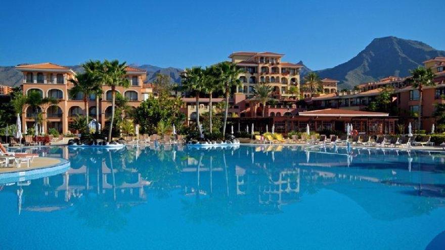 Imagen parcial del hotel Iberostar Anthelia.