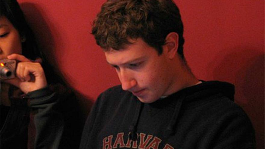 Mark Zuckerberg, fundador de Facebook (Foto: Facebook de Mark Zuckerberg)