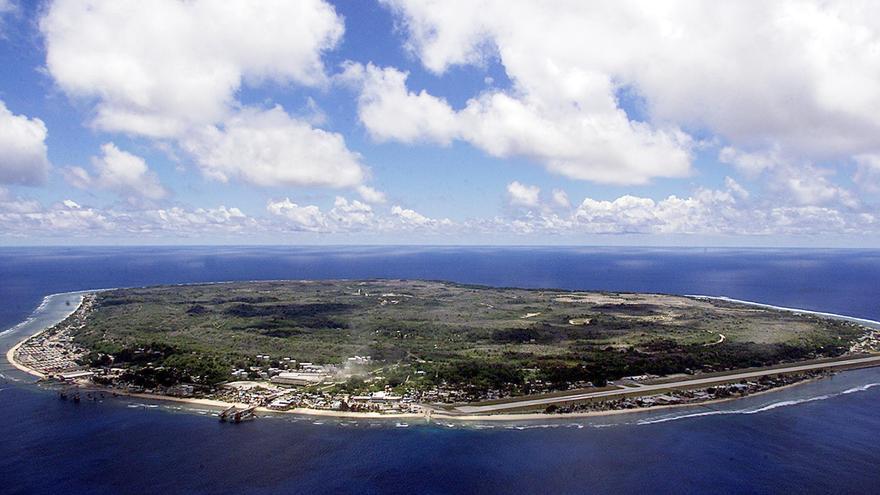 Isla de Nauru // TORSTEN BLACKWOOD