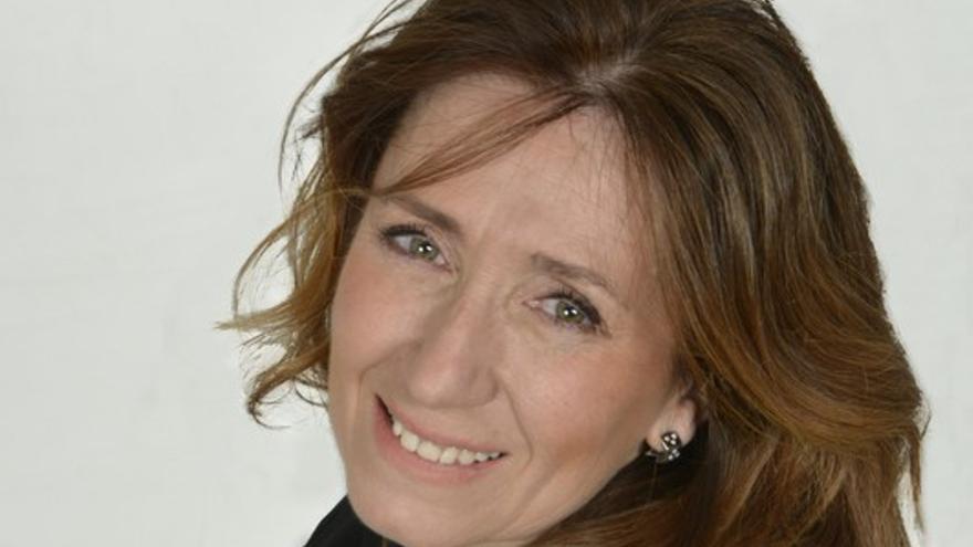 Cristina Elena Fuentes, candidata de Ciudadanos al Ayuntamiento de Cuenca