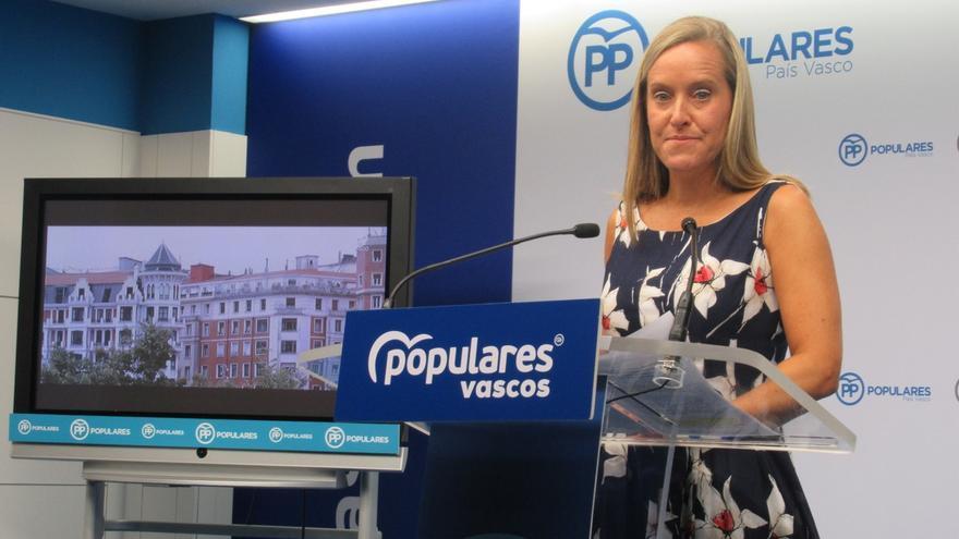 El PP vasco enviará a Sare el listado de 231 asesinatos de ETA no resueltos para que lo remita a los presos