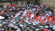 """Miles de personas denuncia en Galicia los """"recortes"""" en la salud pública"""
