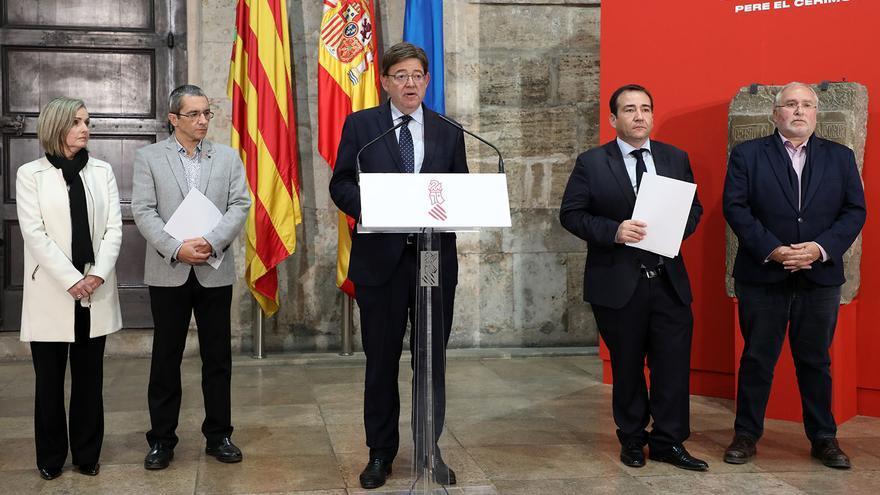 La propuesta ha estado presentada por el president Ximo Puig