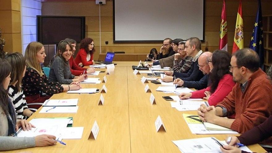 Mesa Regional de Garantías Ciudadanas