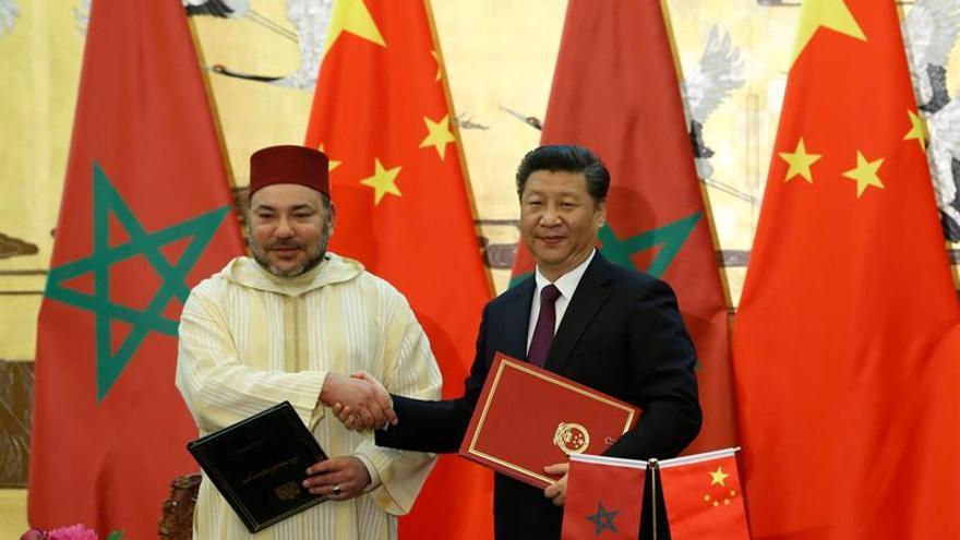 El rey Mohamed VI y Xi Jinping acuerdan en Pekín una asociación estratégica