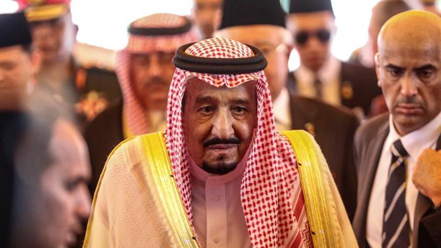 """Arabia Saudí muestra su """"completo apoyo"""" a los ataques de EEUU y los aliados en Siria"""
