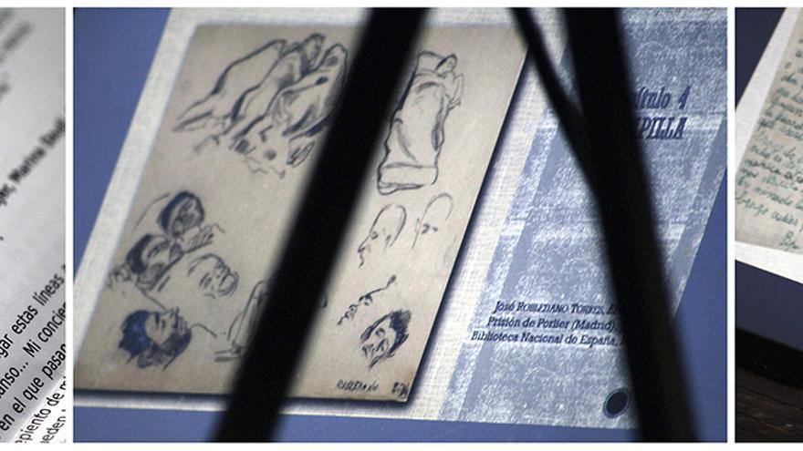 'Cartas presas', la memoria carcelaria en la guerra civil y el franquismo.