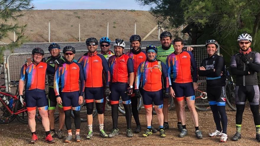 Ciclismo: En homenaje a los hermanos Olmo Menacho