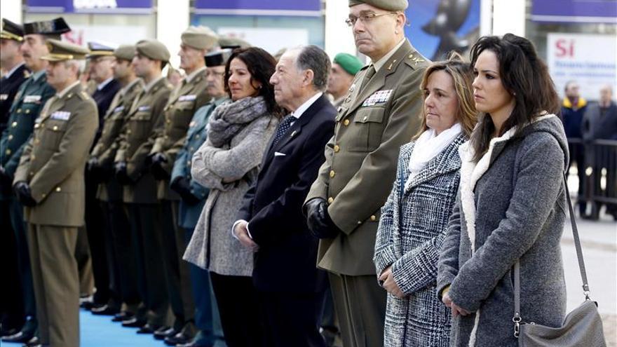 Rinden un homenaje a dos militares zamoranos del CNI fallecidos en Irak