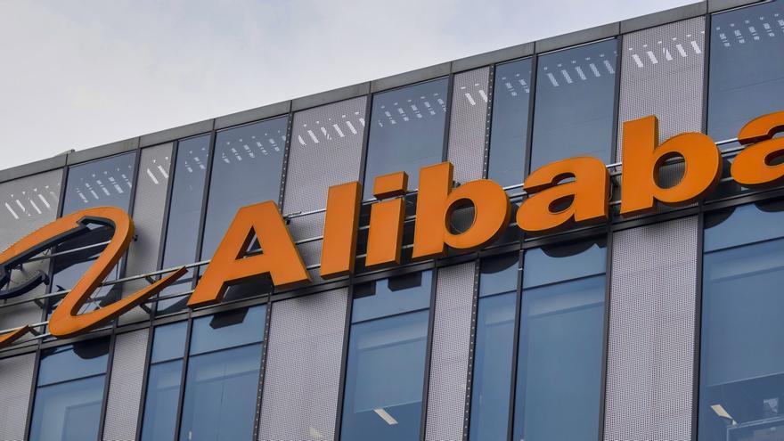 Las acciones del gigante chino Alibaba se sitúan en su máximo histórico