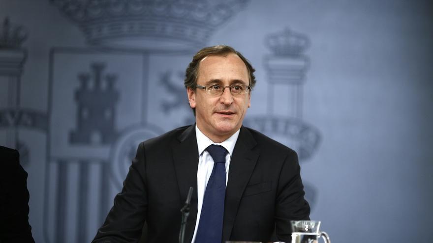 """Alonso dice que Rajoy fue """"sincero"""" y """"descriptivo al tachar a Sánchez de """"patético"""""""