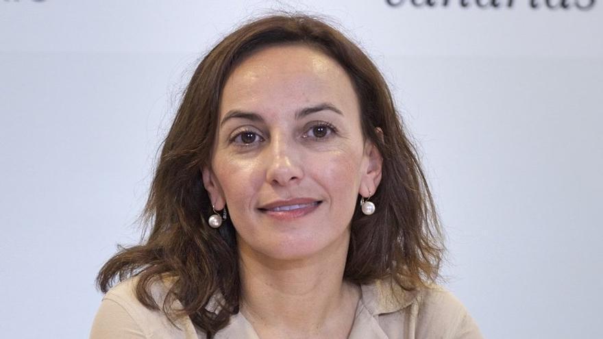 Olivia Delgado, portavoz socialista en Arico y senadora por Tenerife