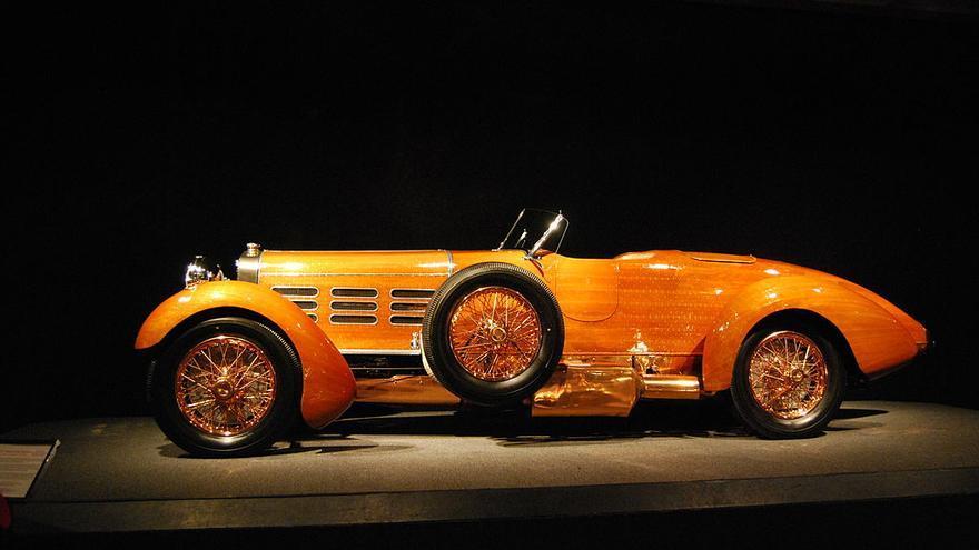 Solo el chasis del H-6 costaba 40.000 pesetas en el año 1919