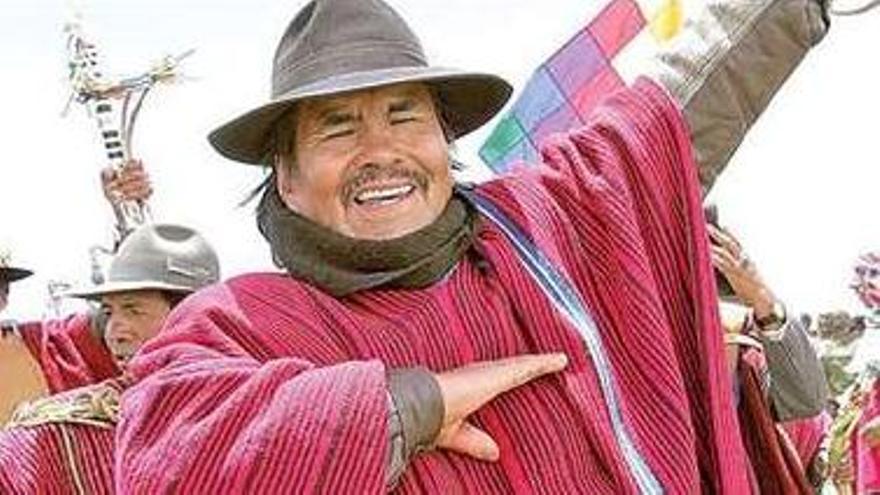 Felipe Quispe: el presidente indio que no fue
