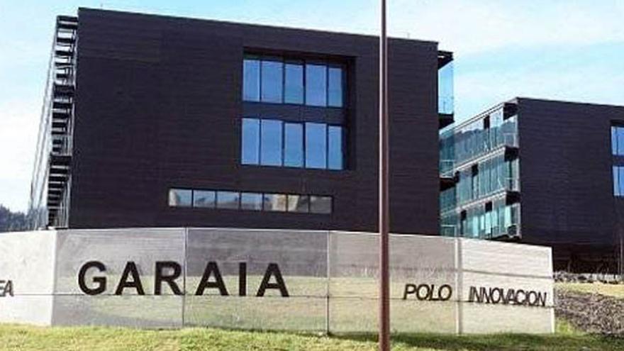 El Polo Garaia, en Mondragón, uno de los cuatro parques tecnológicos de la red pública en Euskadi.
