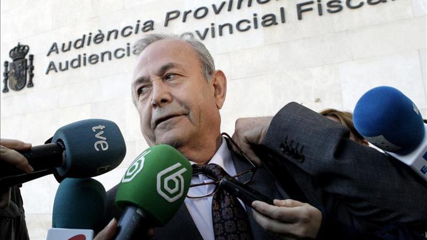 El juez Castro confía en poder tomar ya declaración mañana a Francisco Camps