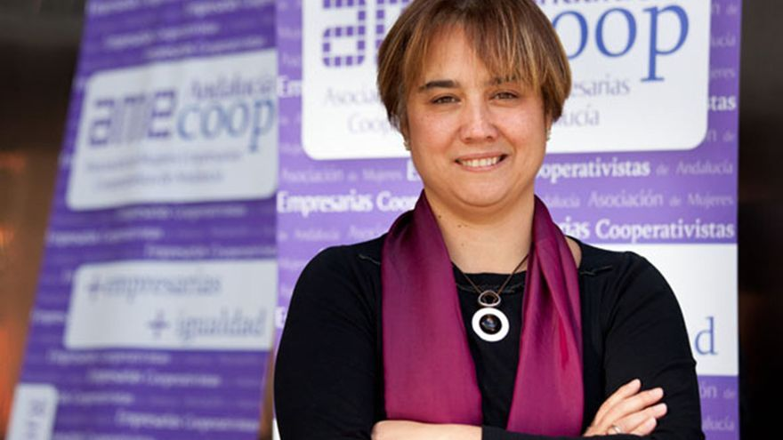 Lola Sanjuán.