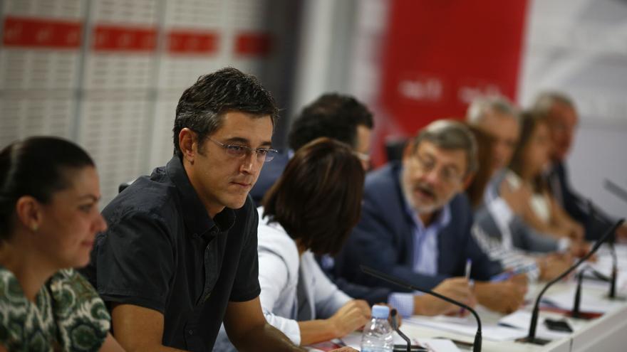 "El PSOE subraya que, aunque el PSC tenga ""diversidad interna"", sus diputados deben respetar la disciplina"