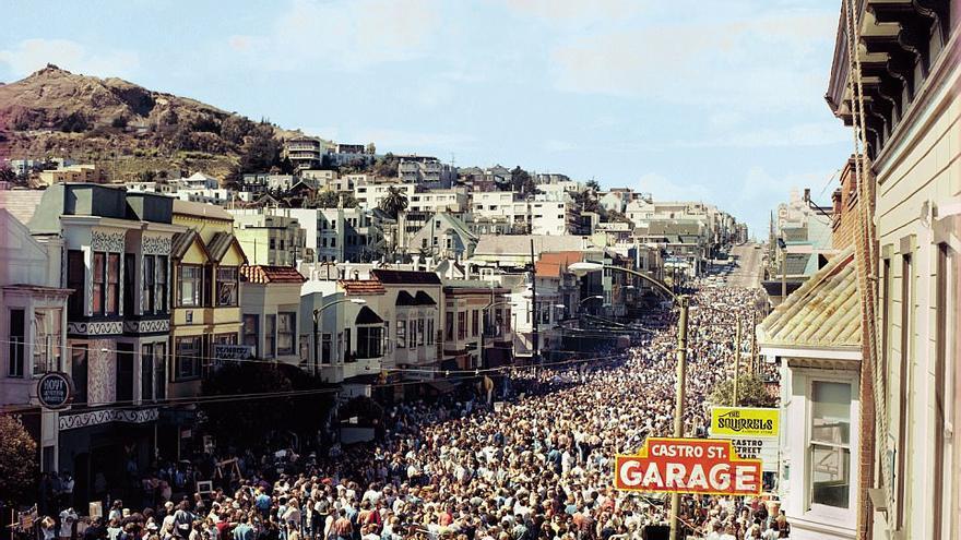 Castro Street, 1976 / Dan Nicoletta