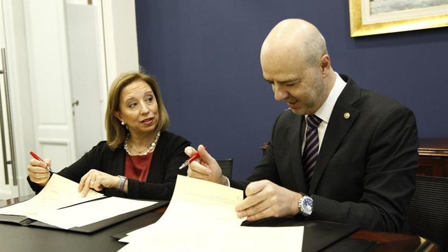 ICEX y Uruguay XXI firman un convenio para potenciar la exportación de sus empresas