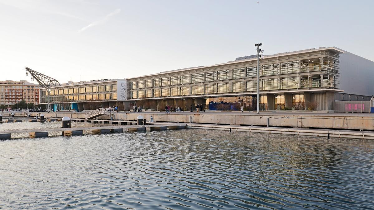 La sede de Lanzadera, en Marina de Empresas.