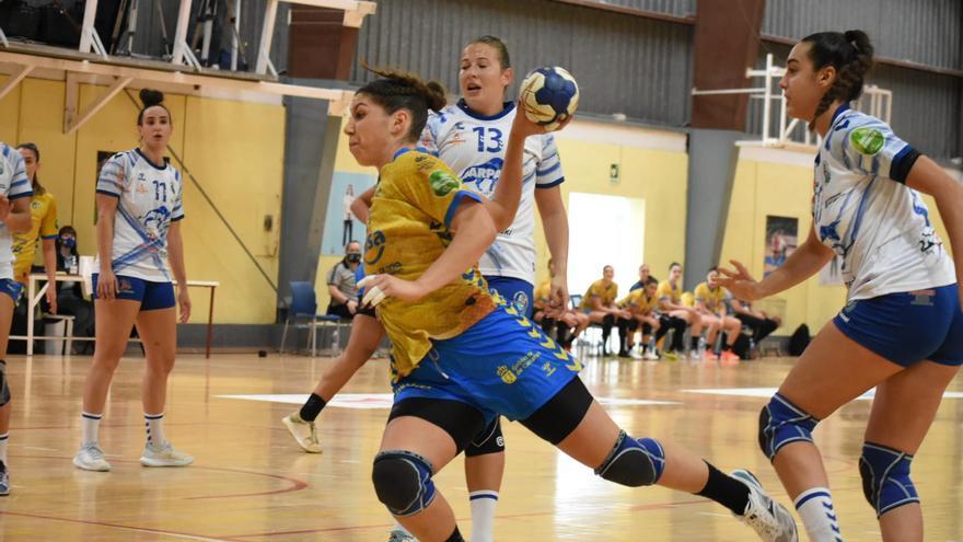 El Rocasa se apunta el duelo de rivalidad regional frente al Salud Tenerife