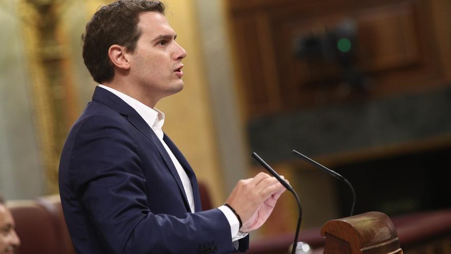 """Rivera (Cs) sobre el cese de Baiget en el Govern: """"El hundimiento"""""""
