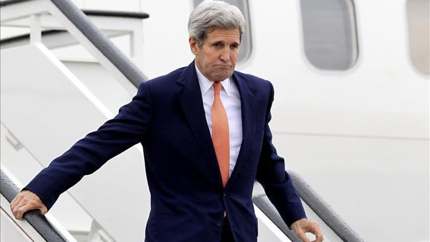 Kerry visita Túnez para estrechar la colaboración en la lucha antiterrorista