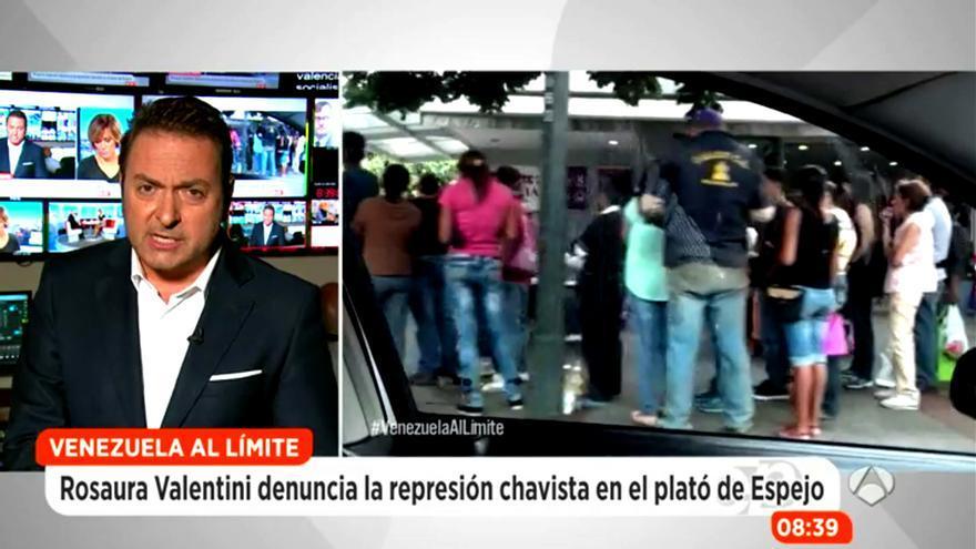 Nicolás Maduro cierra la señal internacional de Antena 3 en Venezuela