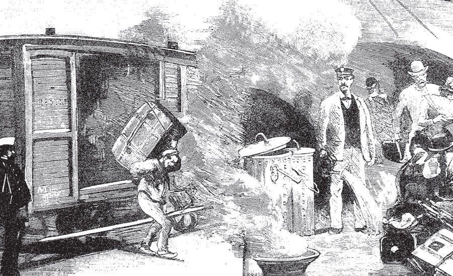 El coronavirus de 1885: El cólera
