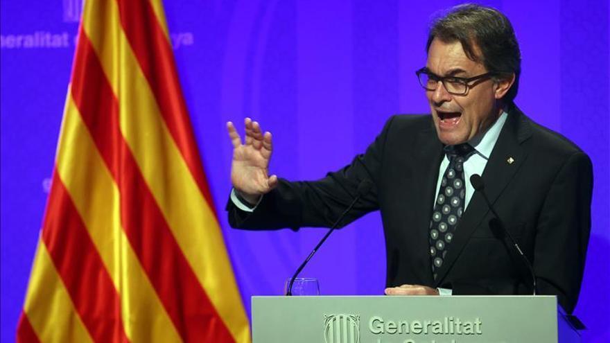 """Artur Mas sobre el 9N, """"ya sabéis cuál es nuestra intención"""""""
