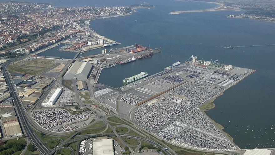El puerto de Santander consigue 6,3 millones de UE para la terminal de gas natural licuado