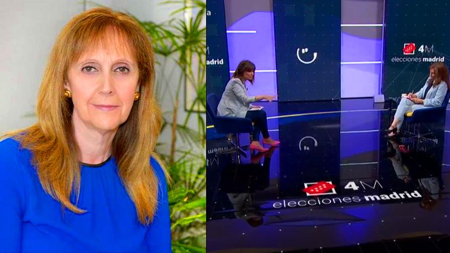 La consejera de RTVE Carmen Sastre vuelve a difundir un bulo en contra de la cadena