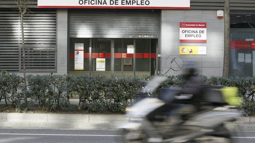 Madrid habilitará hoy un formulario online para apuntarse al paro