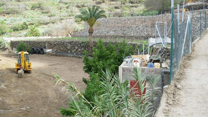 De las obras ilegales en Agaete #6
