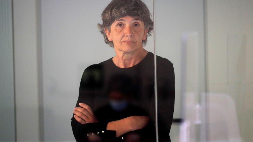Soledad Iparagirre, Anboto