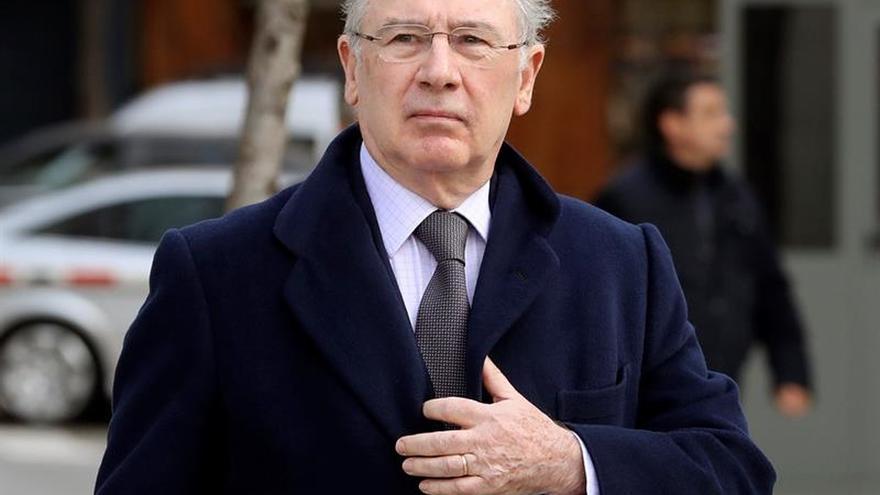 """El juez descarta, tras las """"sospechas"""" de la UCO, que Rato blanqueara dinero"""