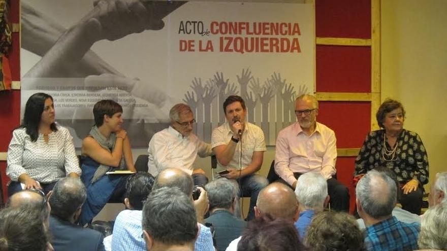 La coalición 'Por la Izquierda' que apoya Baltasar Garzón sigue adelante pese a la marcha de Talegón
