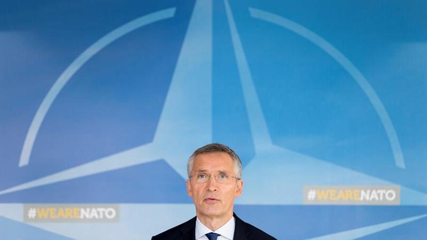 """La OTAN dice que el diálogo con Rusia es """"difícil"""" y pide transparencia en los ejercicios militares"""