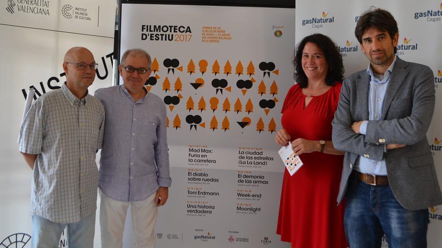 Presentación de la programación de la Filmoteca d'Estiu