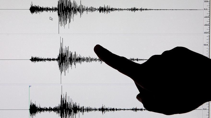 En la imagen, un sismógrafo.