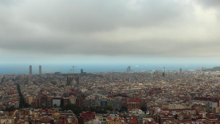 Barcelona incumple los límites legales de contaminación del aire