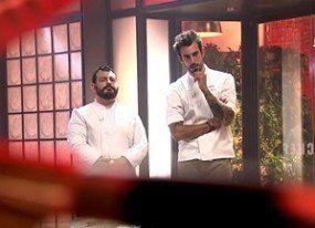 Oriol dijo adiós a 'Top Chef' con discusión con Chicote, triste y mal perder