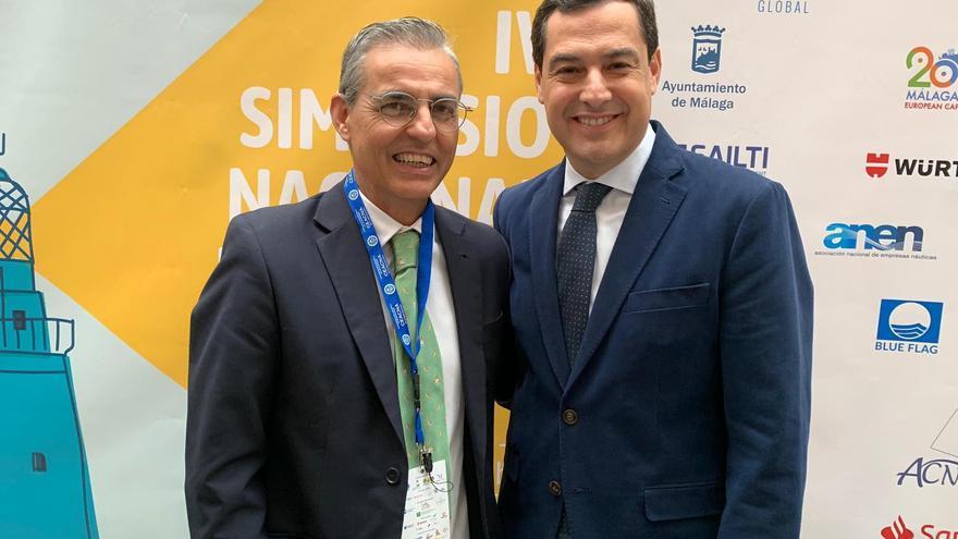 José Jaubert y Juna Manuel Bonilla.
