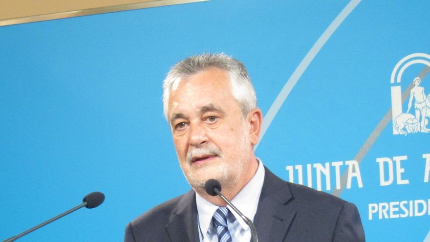 """Griñán defiende la política de cooperación de Andalucía en Palestina, territorio del que se han """"nutrido"""" los andaluces"""