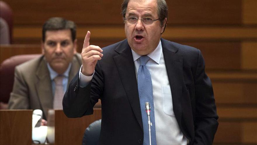 El presidente de Castilla y León, en contra del copago en los fármacos hospitalarios