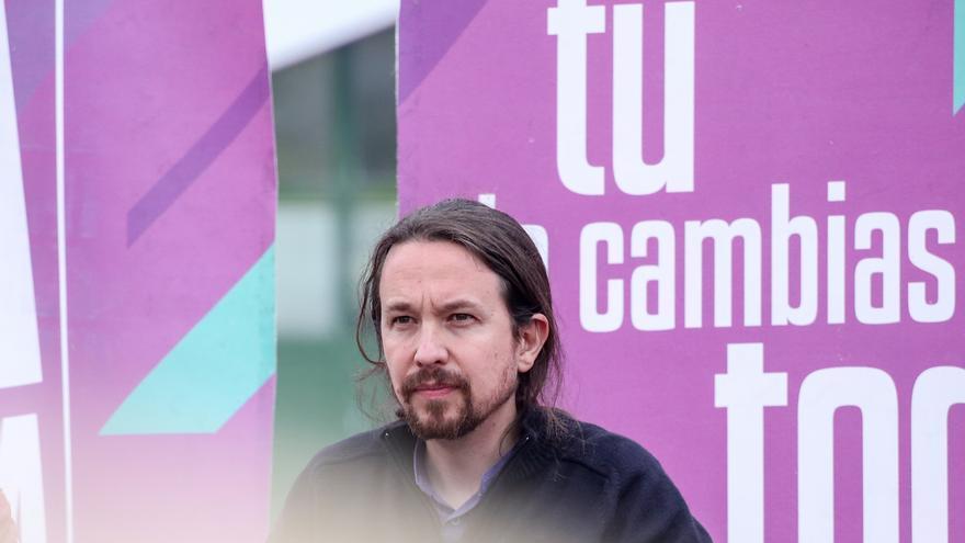 """Iglesias, sobre el futuro Gobierno: """"La duda la resuelve Ana Botín cuando dice que es mejor con Ciudadanos"""""""