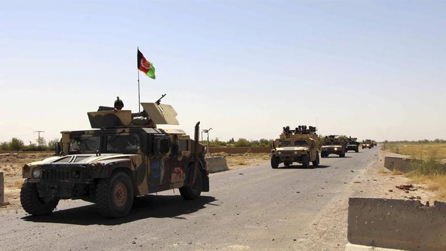 Trinkot recupera la normalidad tras unos combates con más de 200 muertos