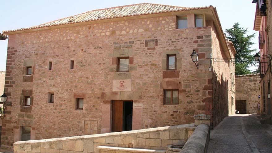 Casa del Doncel en Sigüenza (Guadalajara)