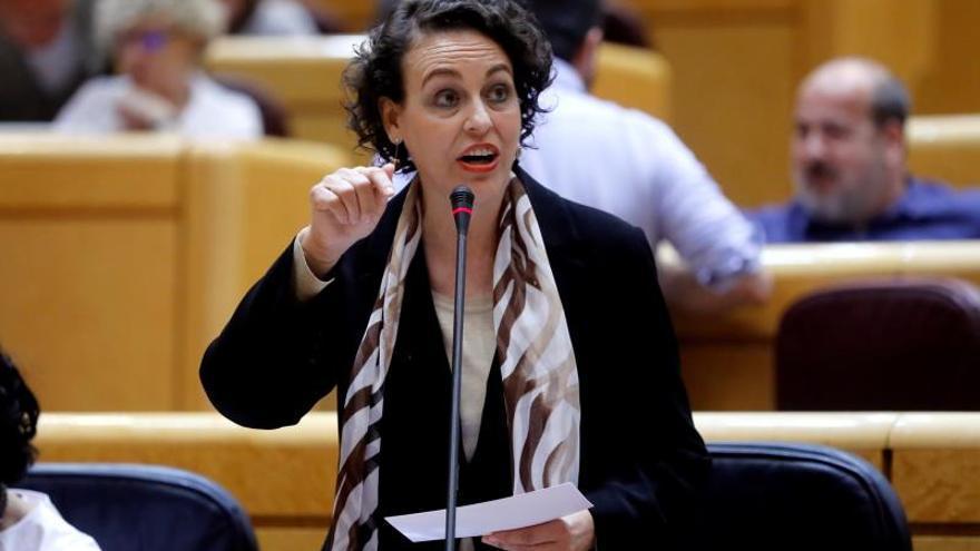 Magdalena Valerio, nueva presidenta del Pacto de Toledo.